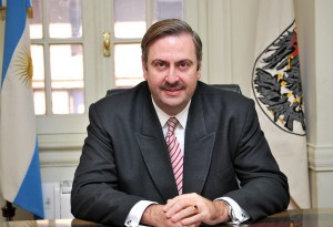 Helio Rebot es el legislador que presentó la propuesta
