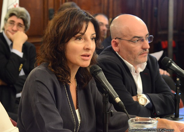 """Soledad Acuña: """"Trasladaremos la sede del Ministerio de ..."""