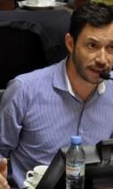 Maximiliano Ferraro, legislador CC-ARI.