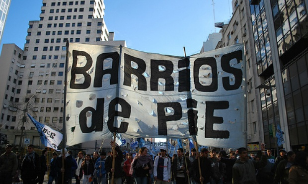 Barrios de Pie