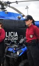Ciudad Policía.